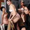 Inspired by 1950s/60s lesbian pulp novels.  www.ericabeckman.com