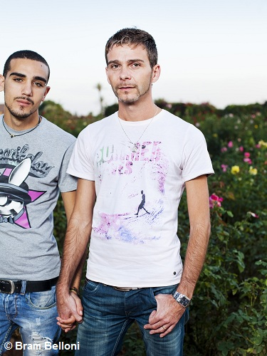 Sebastien, Rayan - I Am Gay and Muslim project
