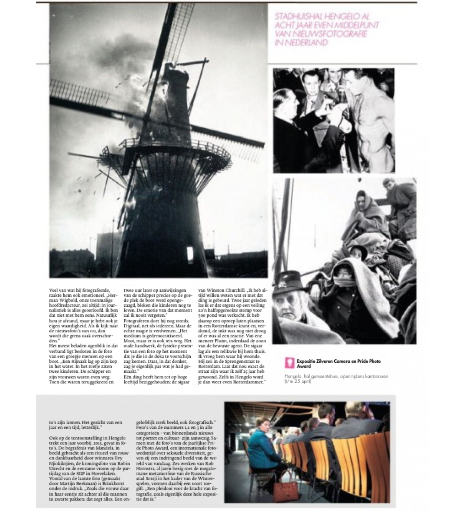 Page 2 (article in Dutch)