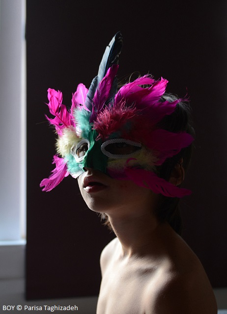 BOY © Parisa Taghizadeh