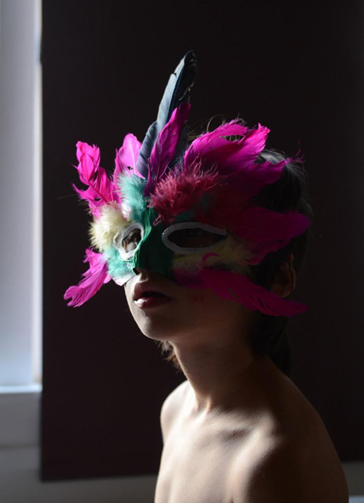 Boy © Parisah Taghizadeh