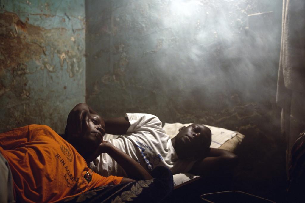 Persecution of homosexuality in Uganda © Bénédicte Desrus / SIPA Press